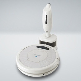 【NEW Mamirobot】 K7  Robotic Vacuum Cleaner Charging Station Remote Handy Homebot/扫地机器人/全自动扫地机/吸尘器/【包邮】