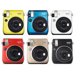 富士Fujifilm instax Mini 70 Instant Film 拍立得相機
