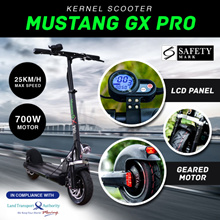 ⚡LTA COMPLIANT ❗HEAVY DUTY⚡Spring Safety Mark❗MUSTANG GX PRO 2018