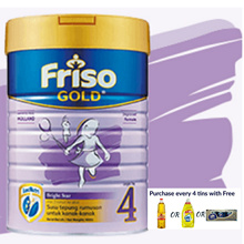 Friso Gold Step 4-900grms