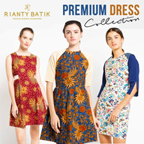 11/11 Sale - Rianty Batik - 60% Off Women Dress - Free Shipping se-Jawa