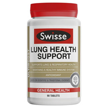 Swisse Ultiboost Lung Health Support 90cap