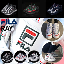 [FILA] ♥ HERITAGE Original RAY Couple Sneakers ♥ Unisex shoes ♥ FILA x FOLDER Limited Edition ♥