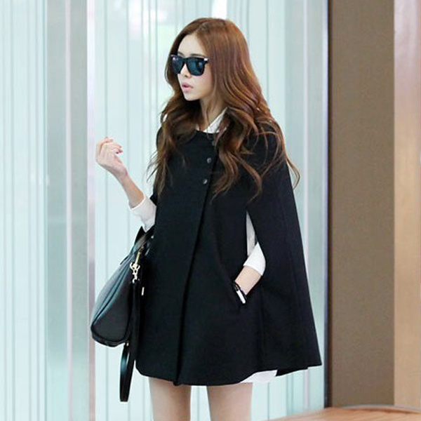 Auction Special Woman Light Weight Winter Wear Top Fashion LWA02 Black Deals for only S$59.9 instead of S$0