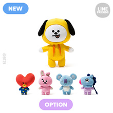 [LINEFRIENDS]BT21_STANDING DOLL_MEDIUM