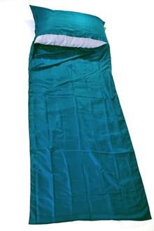 Marycrafts sleeping bag liner Marycrafts 100% Pure Mulberry Silk Single Sleeping Bag Liner Travel Sh