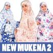 New Mukena Jepang Legenda 2 GOOD QUALITY // mukena // mekena katun // bahan katun