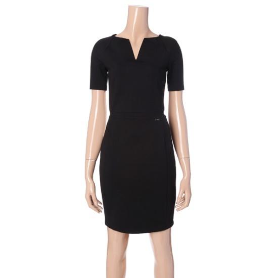 アルマーニエクスチェンジ女性ブイネクワンピース1427321504 面ワンピース/ 韓国ファッション