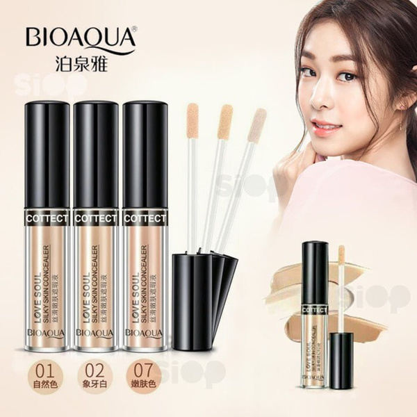 BIOAQUA LOVE SOUL SILKY SKIN CONCEALER Deals for only Rp30.000 instead of Rp44.776