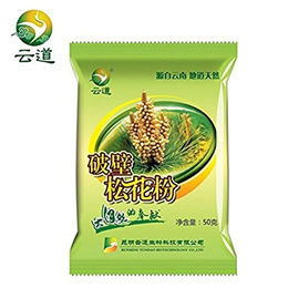 YUNDAO 500g Wild Harvested 98% Cracked Cell Wall Pine Pollen Powder OS authentication