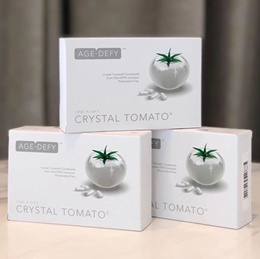 CRYSTAL TOMATO ♥️ 100% AUTHENTIC ♥️ CLINICALLY PROVEN SKIN WHITENING SUPPLEMENT