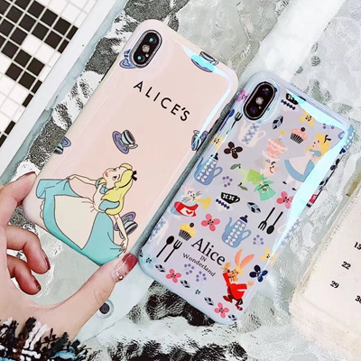 iphone 8 case alice in wonderland