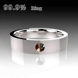 Germanium 99.999% health ring blood circulation hypertension arthritis metabolism