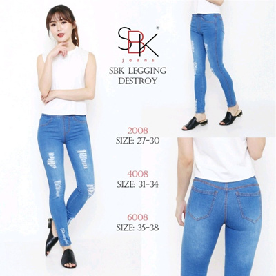 SBK 6008 Legging Destroy