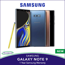 Samsung Galaxy Note 9 | Local set 1 year warranty