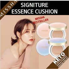 U.P $19 经常请吃饭的漂亮姐姐 ITEM! [MISSHA] magic essence cushion/special package/covering/watering/