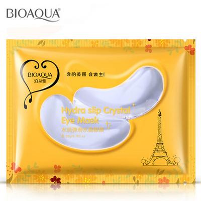 a) 10x Bioaqua Crystal Collagen Eye Mask