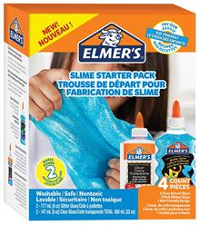 Brand New Elmers Slime Starter Pack / Glue / Kit / Ready Stocks or Pre-Order