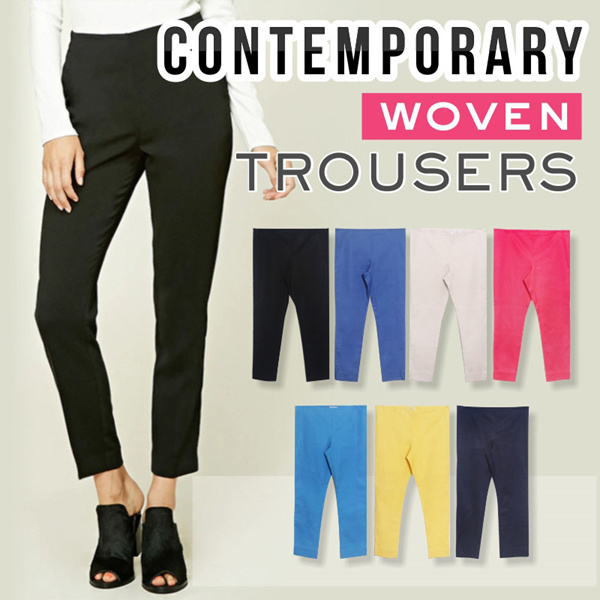 New Collection Women Trouser Deals for only Rp79.000 instead of Rp79.000