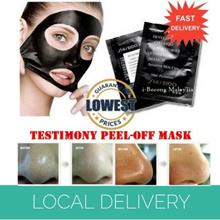 【50qty in 1 shipping】FACE / EYE / NOSE MASK~Bird Nest Gold Mask Peel Off Mask / Crystal Eye Mask