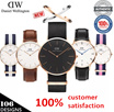 【BEST REVIEWS】★ Authenticity Guaranteed + 1 year warranty ★ Updated Black Collection n Cuff (bracelet) ★ Daniel Wellington Collections -106 Designs【Can Use Cart Coupon】