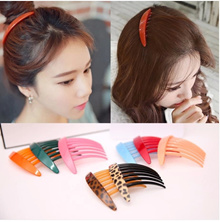 Korean drama TV series from the stars you comb June Ji-Hyun Chung with elliptical comb comb insert K