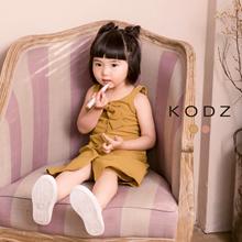 KODZ - Children Buttoned Up Maxi Dress-180797