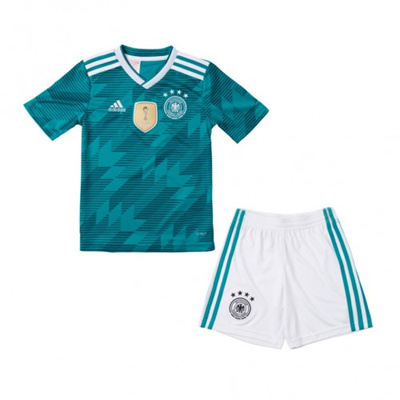 edd44ddc0 Qoo10 - Germany Kid Away World Cup 2018 CLIMALITE Fans Jersey and ...