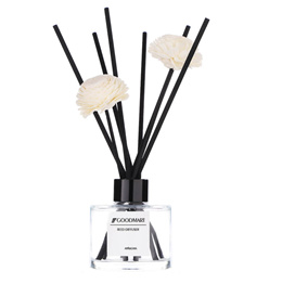 [2 FREE Wood Flowers ] ✨Bundle:120ml 5 STAR HOTEL SCENTS ➕Reed Diffuser Set with Wood Flowers⭐