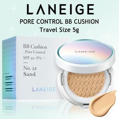 Laneige One Day Sale Laneige Bb Cushion 5g Case Anti Aging Whitening Pore Control 3 Colours