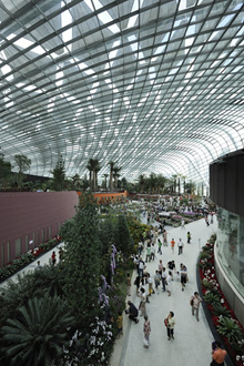 Garden by the bay cheap ticket discount Singapore attraction tickets