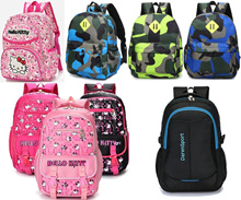 BEST! Quality Backpack❤School Bag❤Girls/Boys Bags❤ Travel Bag❤Many Sizes/Colors❤SG Seller