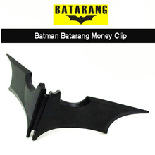 Spot Batman magnetic metal money clip wallet purse personality creative bag purse purses in Europe a