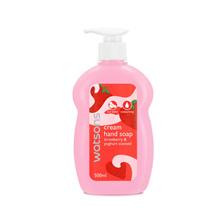STRAWBERRY AND YOGURT CREAM HAND SOAP  500ML