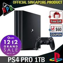 [MAKE $539 + Free Random Game] Sony PS4 Playstation 4 Pro 1TB Console / 1 Year Local Warranty