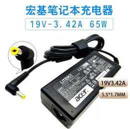 ★19V 3.42A LAPTOP AC ADAPTER CHARGER★POWER Supply★ ACER Aspire 5738G 5738ZG 5810T 5810TG 5810TZ AC a