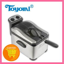 Toyomi DF 1945SS Deep Fryer S/S 4.0L