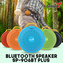 Genius Bluetooth Speaker SP - 906BT PLUS