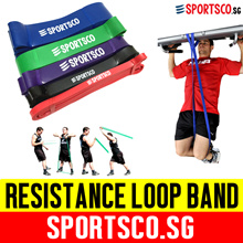 ⏰⚡Lowest Overall Price⚡Premium Resistance Loop Band ☘ Pull Up Assist Band ☘ Power Band ☘ SG Seller ☘