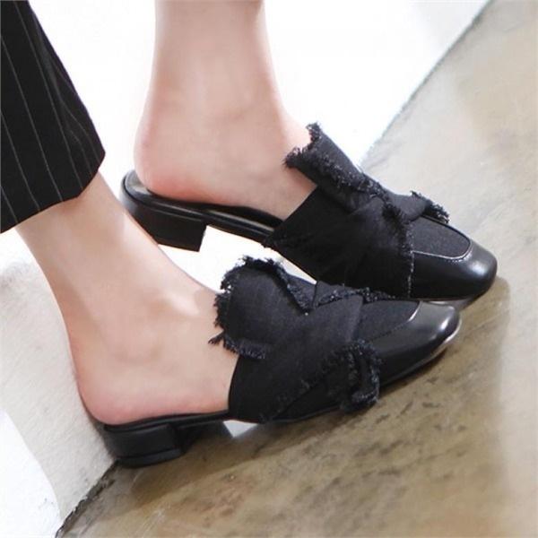 イージー・ルックのポーラー・フレアワンピースDRH423 フレアワンピース/ワンピース/韓国ファッション