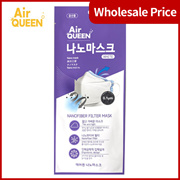 [Air Queen] ※Wholesale price※ Mask korea Nano Mask 3D Face mask individual packing airqueen