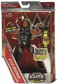 WWE Elite Collection Series 52 D Lo Brown Action Figure