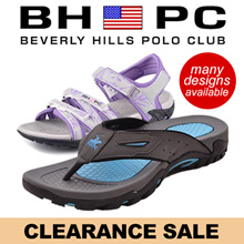 *CLEARANCE SALES* [BHPC] Beverly Hills Polo Club - Footwear .Guaranteed 100% Authentic Local Seller!