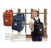 【Flat Price】. Japan Hot Product . Large Capacity Polyester waterproof Backpack