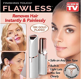 Finishing Touch Flawless Best Womens Painless Hair Remover AS SEEN ON TV