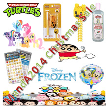 *CHRISTMAS* MY LITTLE PONY SPIDERMAN TMNT TRANSFORMER POOH MARIO DRAGON EMOJI STICKER IPHONE BUBBLE WRAP FROZEN CAP KEYCHAIN LOZ CRAYON SHIN CHAN TATTOO 3D PUZZLE  PENCIL CASE TSUM TSUM BALLOON ROUND