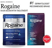 Rogaine Hair Loss Hair Thinning Treatment Minoxidil Foam