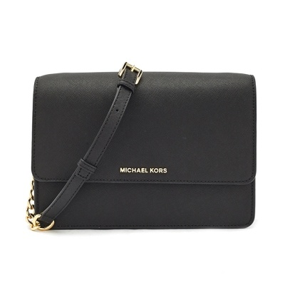 104a04d22cff  Michael Kors  Daniela Raji Hollow 32T6GDDC3L BLACK Women 39s Cross Bag