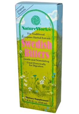 [Qprime]Abkit NatureWorks Swedish Bitters 8.45 fl oz (250 ml)