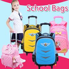 ★Children Trolley Bag/Kids Backpack/School Bag/Toy Bag/CNY Gift/Birthday Present/Christmas Gift★